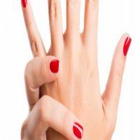 وصفة طبيعية  لتسمين اليدين