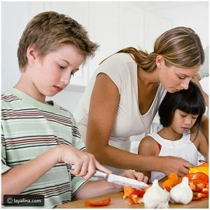 لتنمية شخصية طفلك  نشاطات منزلية عليك مشاركتها معه