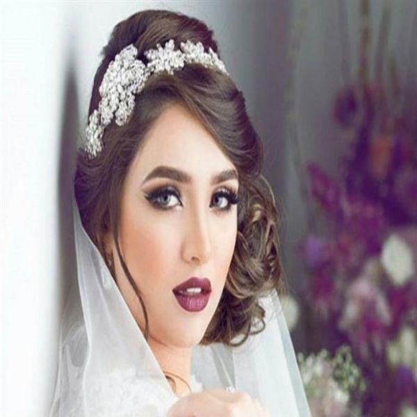 طريقه عمل مكياج عروس كامل