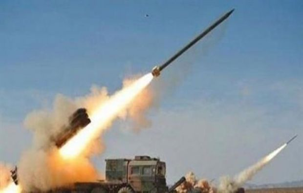 صاروخ الرياض حوثي الاطلاق