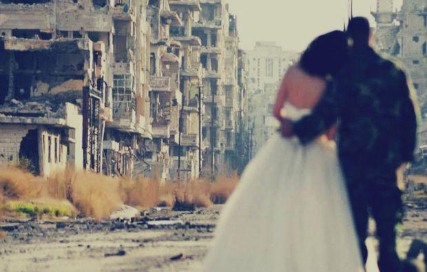 منَ الحب إلى الحرب