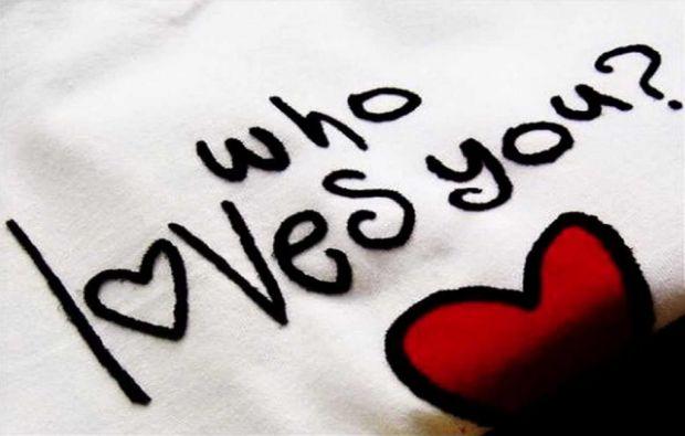 كيف تعرف ان شخص يحبك من نظراته