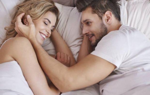 العلاقة الحميمة بين الزوجين